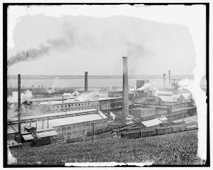 The Solvay Process Company