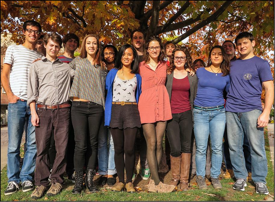 senior seminarians class of 2015